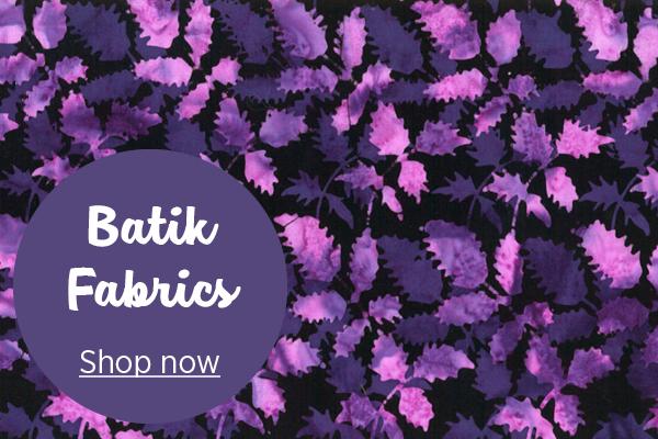 Shop batik fabrics