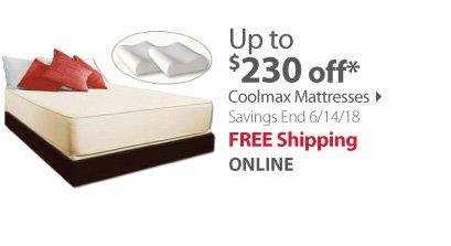 Coolmax Mattresses