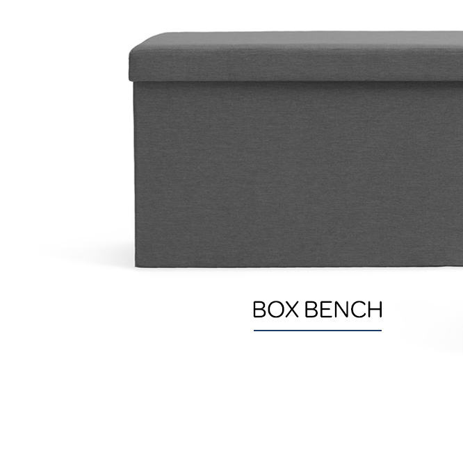 Shop Box Bench