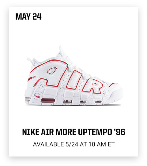 1625b41636dc Eastbay Release Report. Nike Air More Uptempo  96