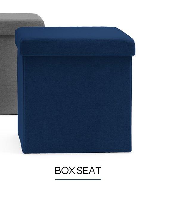 Shop Box Seat