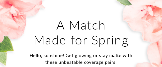 A Match Made for Spring
