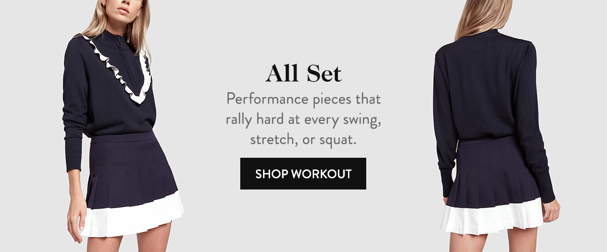 All Set: The Workout Shop