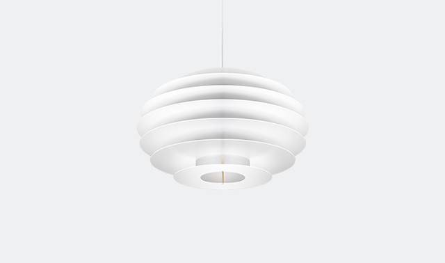 'Rota' suspension lamp by Mark Holmes for Minimalux