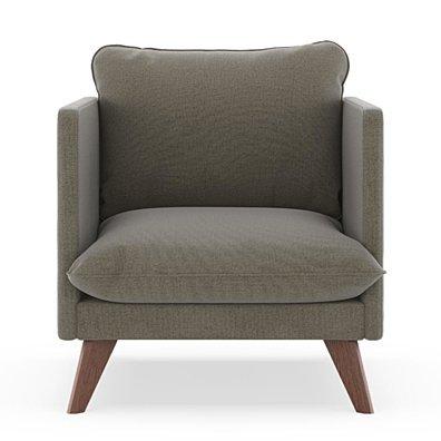 Teagan Armchair Oxford Weave