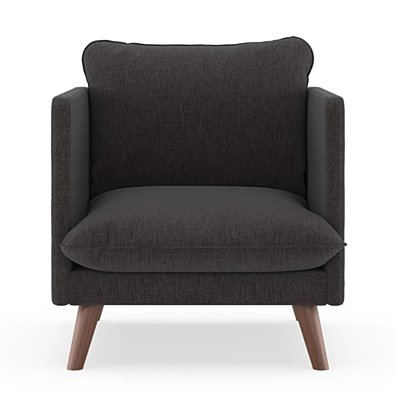 Lonnie Armchair Pebble Weave