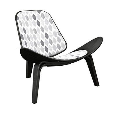 Shell Chair - Nordic Clouds