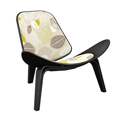 Shell Chair - Autumn Leaves