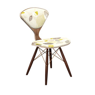 Emmet Dowel Chair - Autumn Leaves