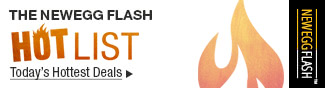 NeweggFlash - The Neweggflash HOTLIST