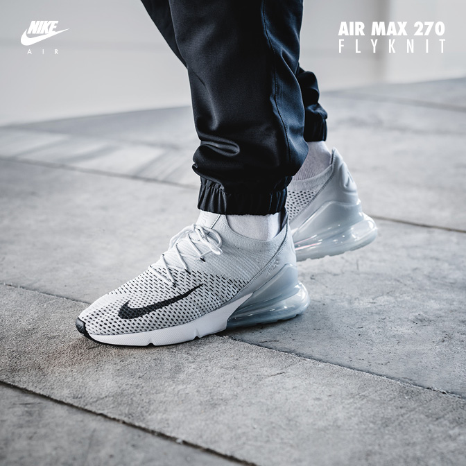 Snipes.Com: SO FLY NIKE Air Max 270 Flyknit | Milled