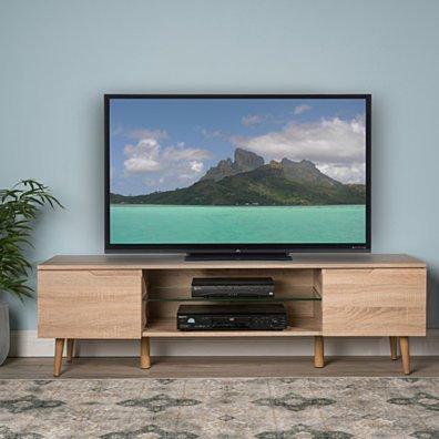 Reginald Mid Century Design TV Stand
