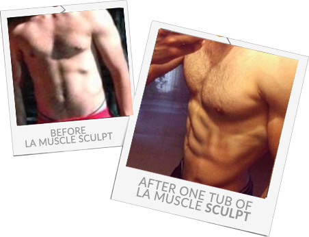 Before and After Sculpt