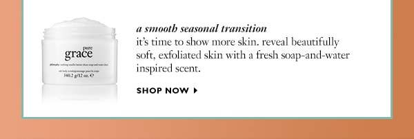a smooth seasonal transition
