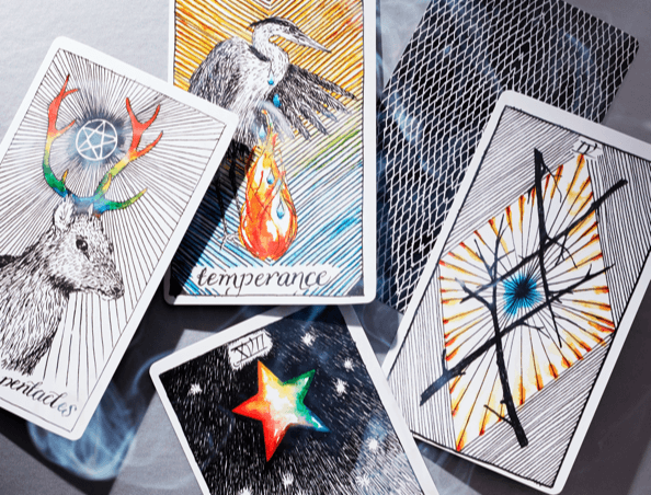 The Medium in Our Midst: A goop Staffer on How to Read Tarot Cards