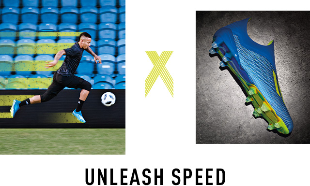 1091b467afa37 Adidas  EXCLUSIVE  LIGHT UP IN NEW X 18 ENERGY MODE