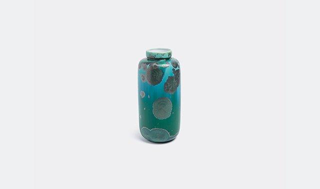'Crystalline' vase by Milan Pekar Studio