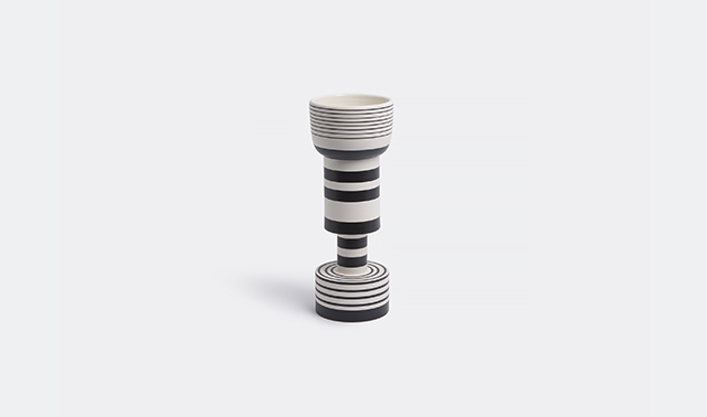 'Calice' vase by Ettore Sottsass for Bitossi Ceramiche