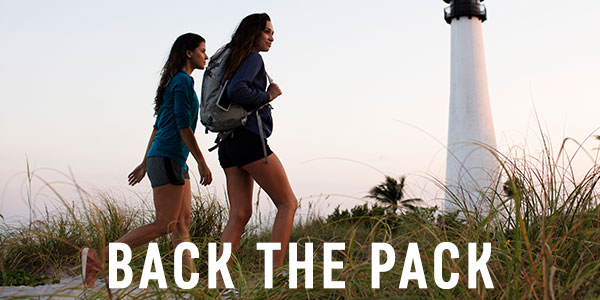 BACK THE PACK