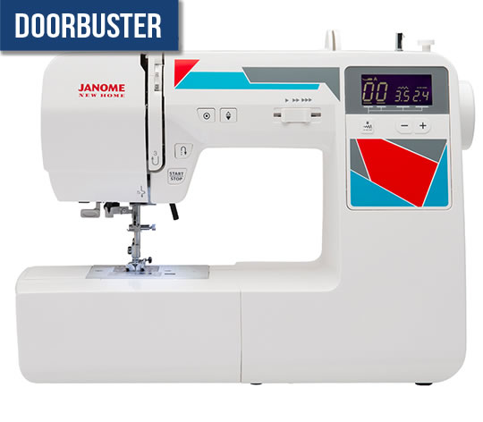 Janome Mod-100 Sewing Machine.