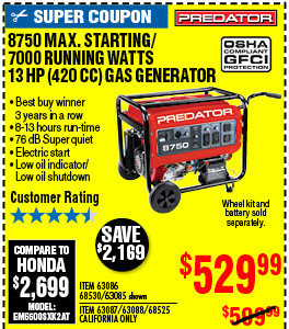 Harbor Freight: Your 25% Off Coupon is Valid Now • Memorial