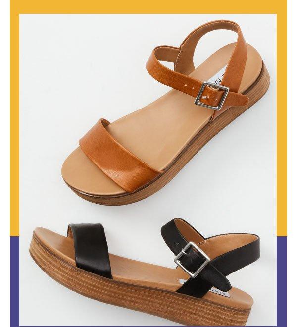 b1c9ba0ea0 Steve Madden: Raise the bar for your everyday sandals | Milled
