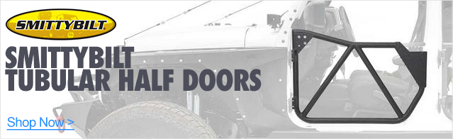 Shop Smittybilt Gen2 Tube Doors