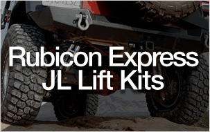 Rubicon Express JL Lift Kits