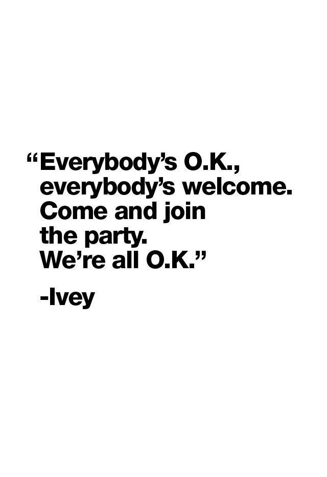 They O.K.