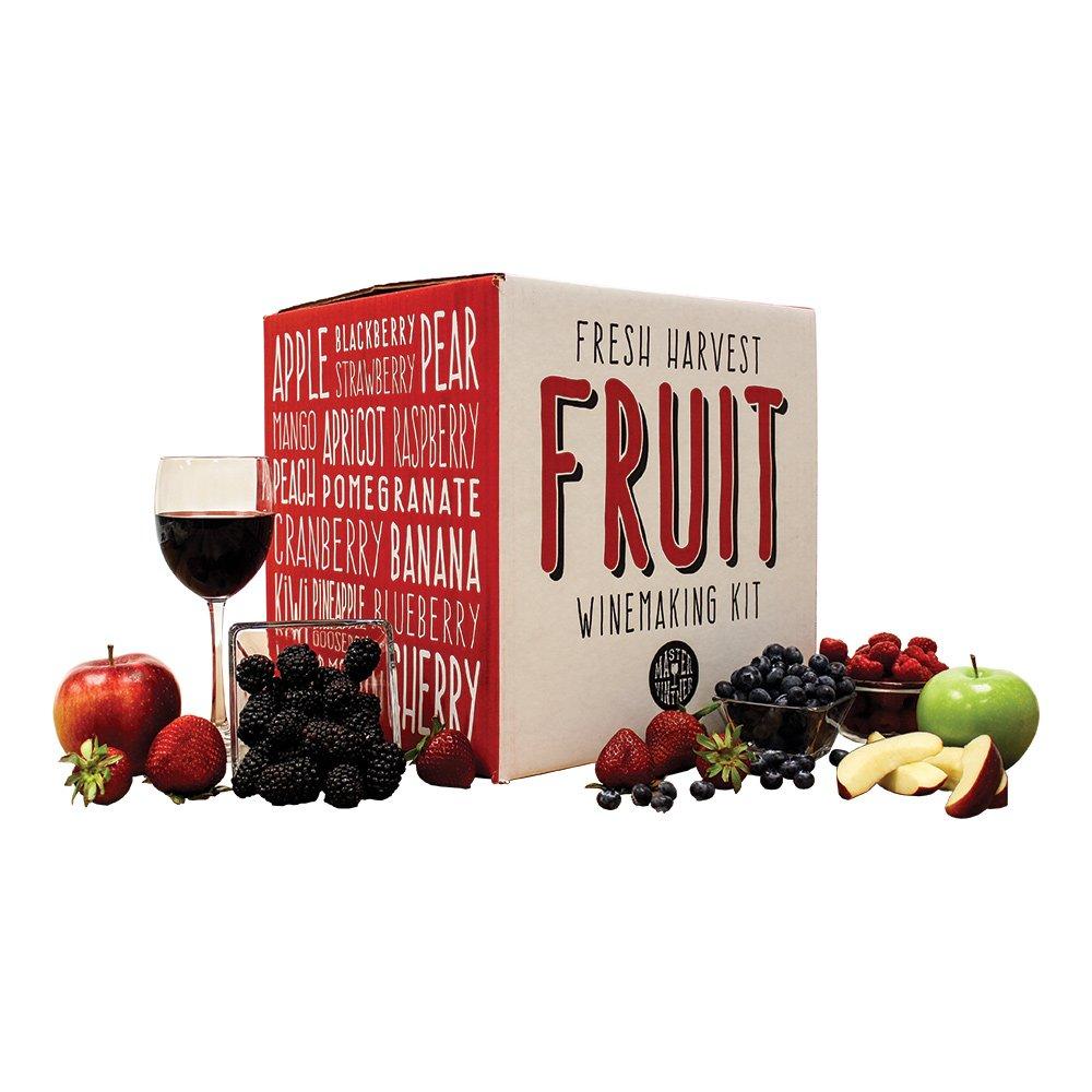 Fresh Harvest Fruit Winemaking Kit