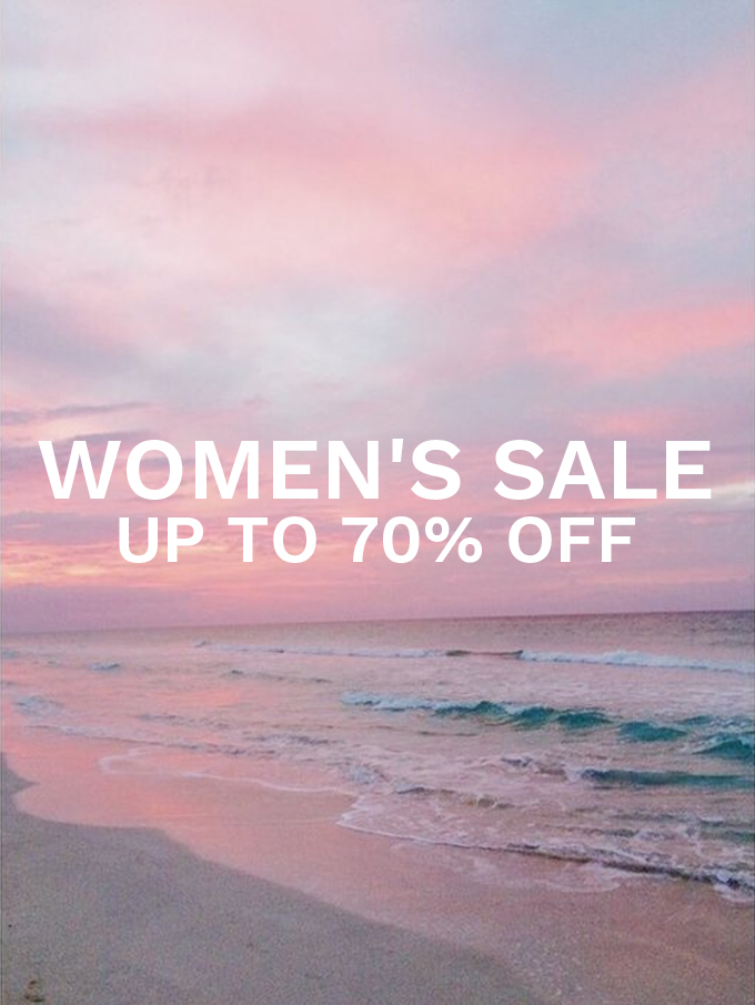 Women's Sale - Up to 40% OFF