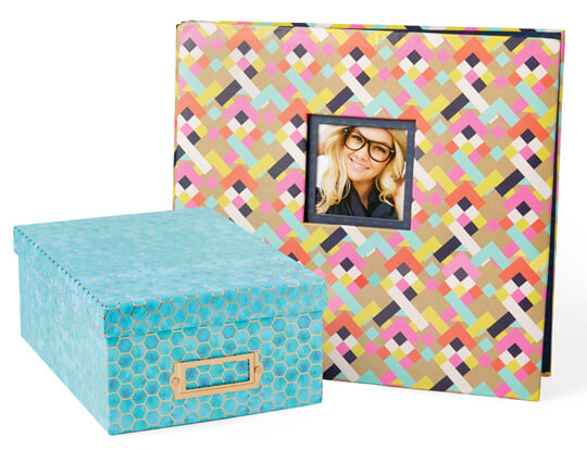Buy One Get One Photo Albums & Storage.