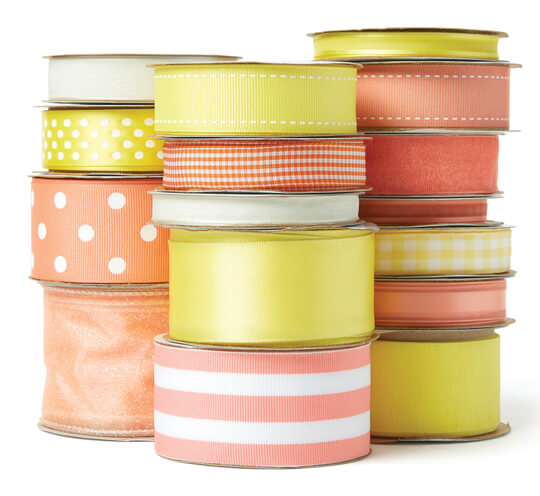 Buy One Get One Basic By-The-Spool Ribbon.