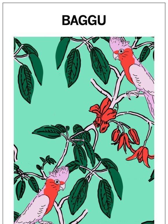 Baggu New Summer Wallpapers Milled