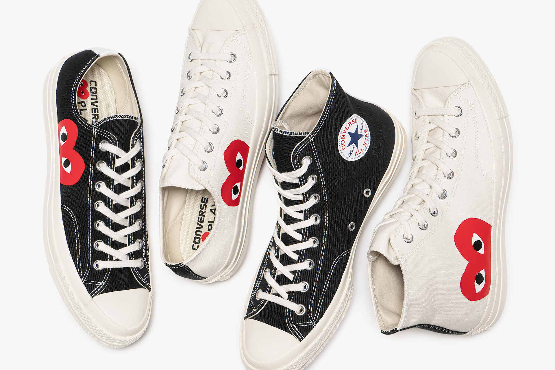Haven: New Arrivals: WACKO MARIA | Converse x CDG PLAY