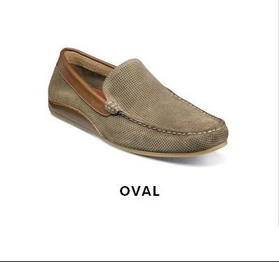 Oval Shoe