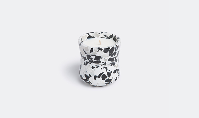 'Terrazzo' candle by Tom Dixon