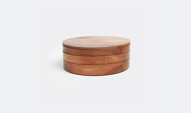 'AC002 Jewel' container by Saskia Diez for E15