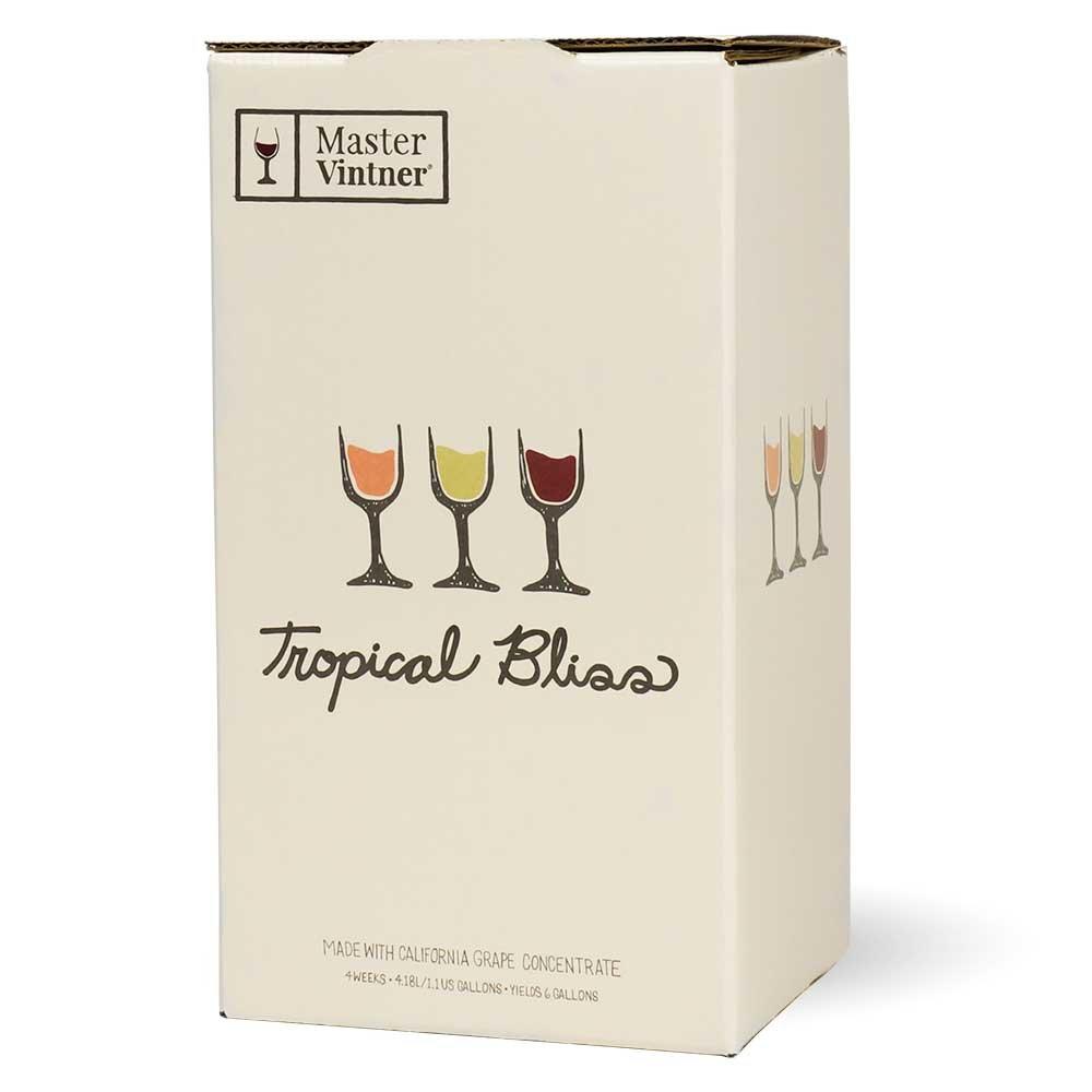 Tropical Bliss Peach Chardonnay