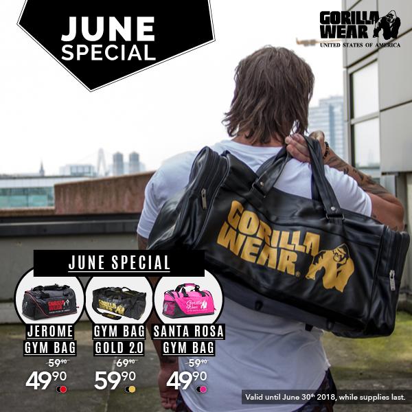 df9acb903023 Gorilla Wear  ✓ June Special!