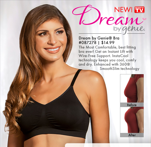 12ec2244afb2e AmeriMark  Dr. Ordon s  1 Bra! Get an Instant Lift with Wire-Free ...