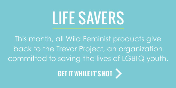Life Savers - supporting the Trevor Project
