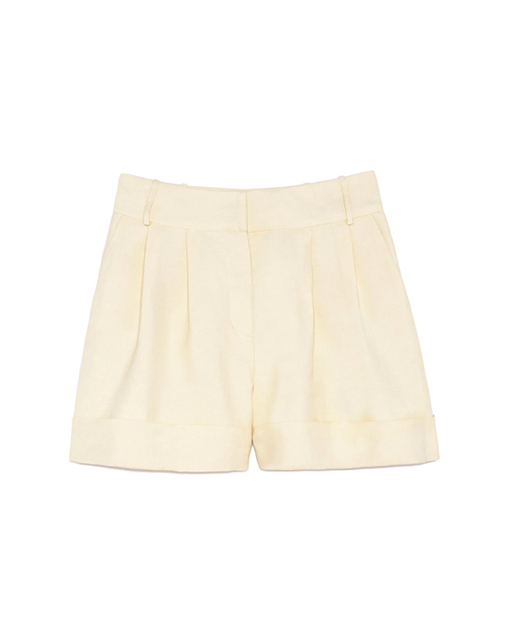 Stacey High-Waisted Shorts