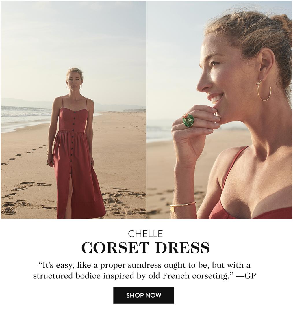 Chelle Corset Dress