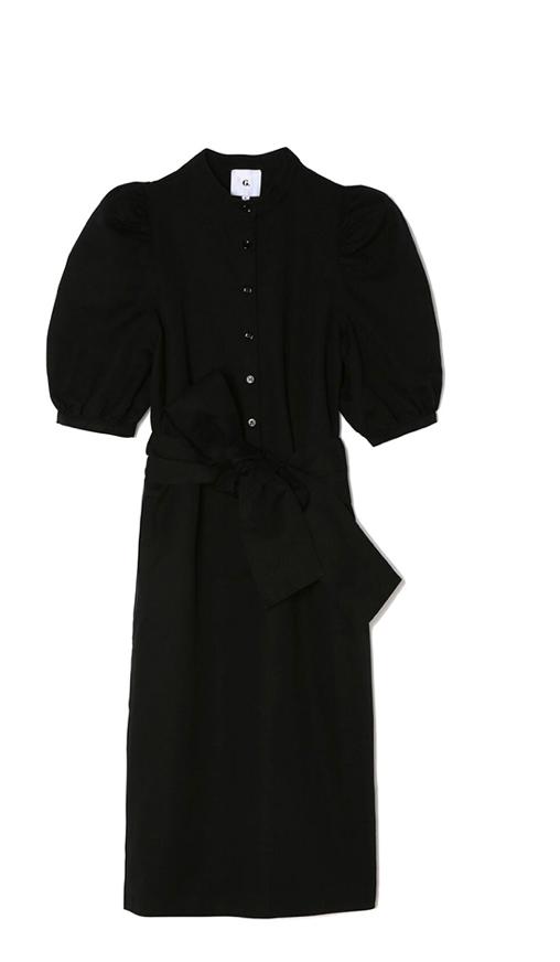 Beth Waist-Tie Dress
