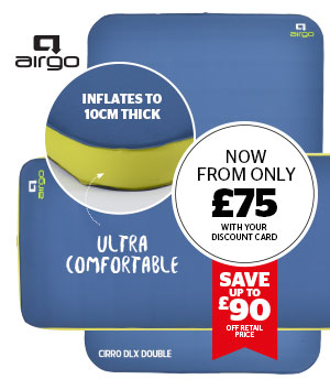 a8880016a48 Airgo Cirro Single   Double DLX Self-Inflating Mat