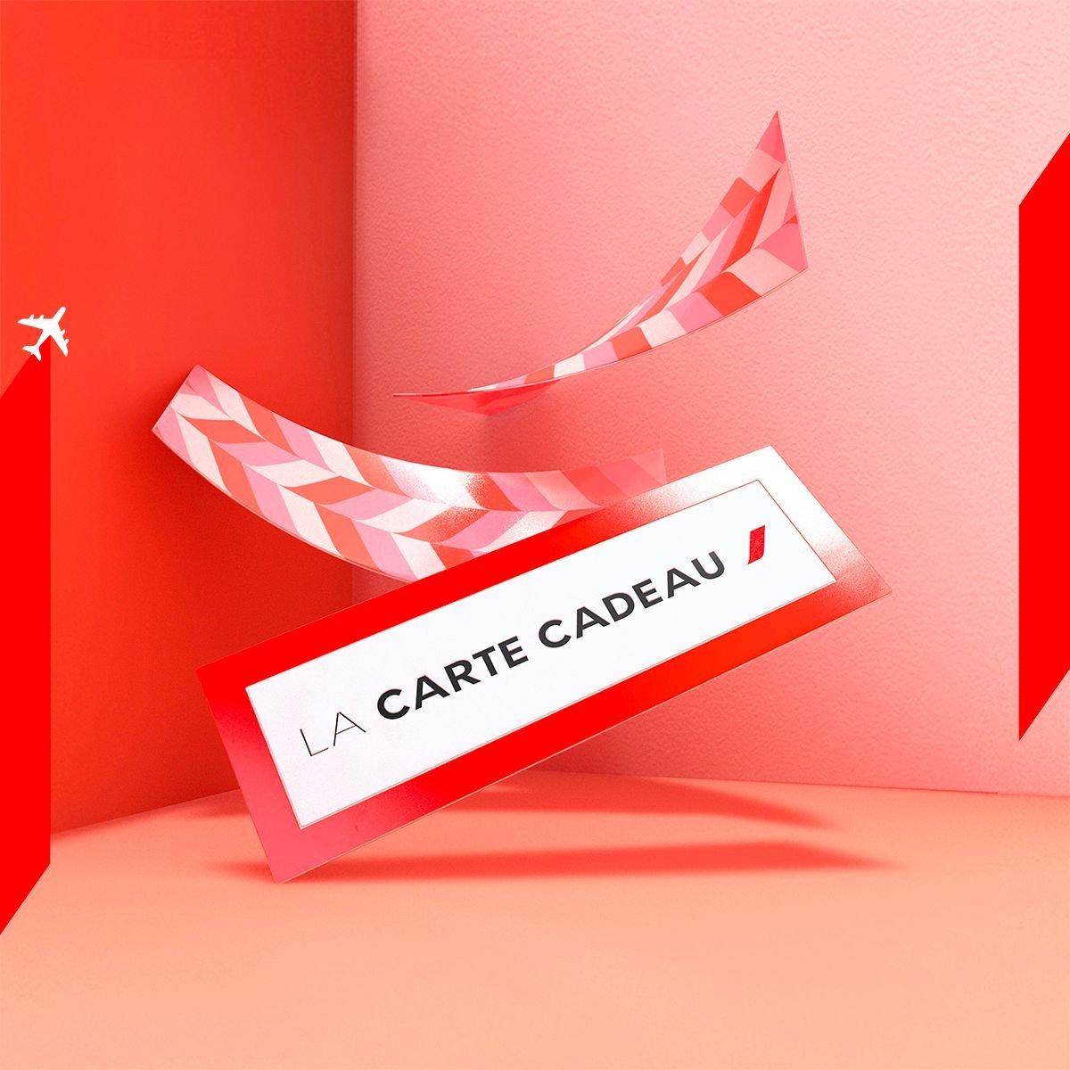 carte cadeau air france Air France   FR: Opération Carte Cadeau ! | Milled