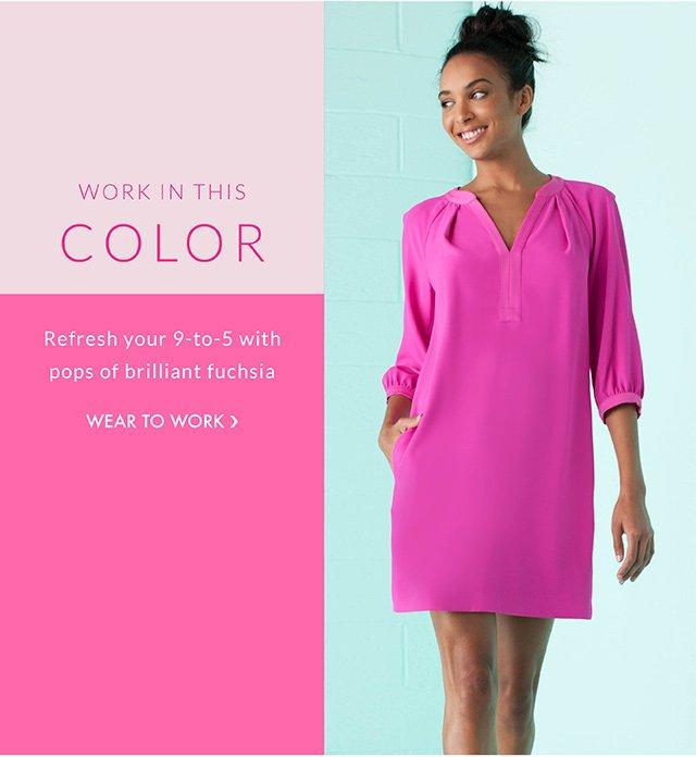 Wear to Work Styles