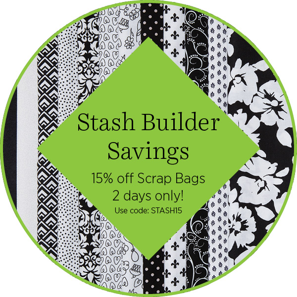 Stash Builder Savings