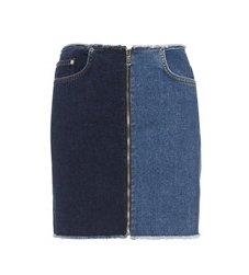 Cotton Citizen Mini Zip Skirt